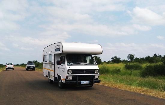 Alquiler de autocaravanas en Kruger N.P.