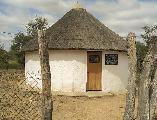 Historic sites Kruger