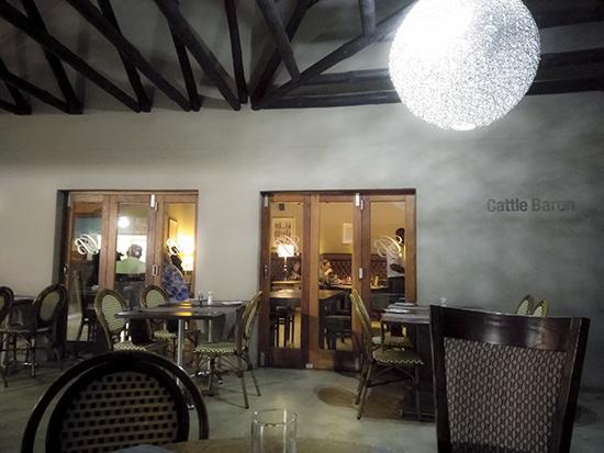 restaurantes en Skukuza camp Kruger Sudafrica