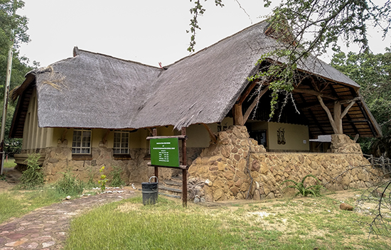 museo de Skukuza Kruger Sudafrica