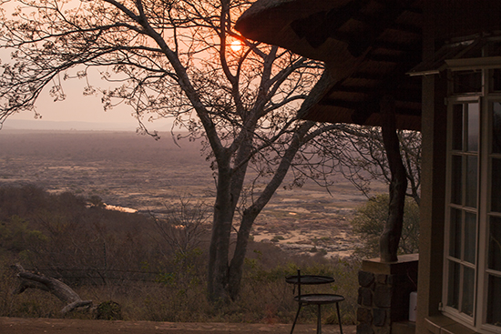 atardecer olifants camp Kruger N.P. Sudafrica