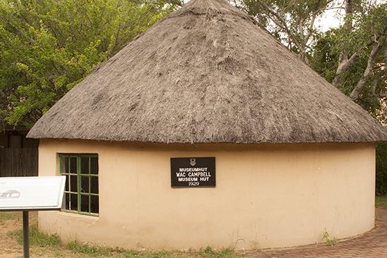 museo campbell skukuza camp Kruger Sudafrica