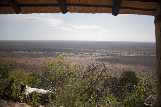 mirador Kruger Nkumbe look out
