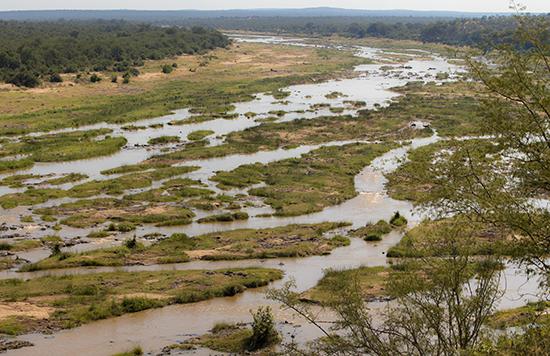 Mirador Olifants camp Kruger N.P Sudafrica