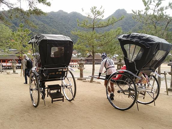 transporte y traslados Miyajima