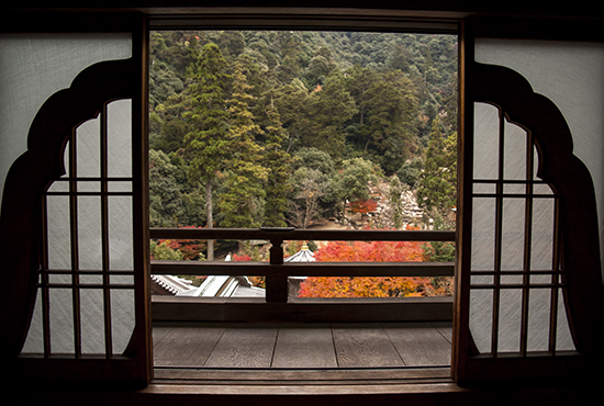 Daisho in temple Miyajima Japon