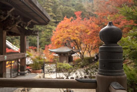 Daisho in temple Miyajima Island Japan