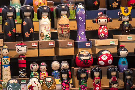 artesania en Japon