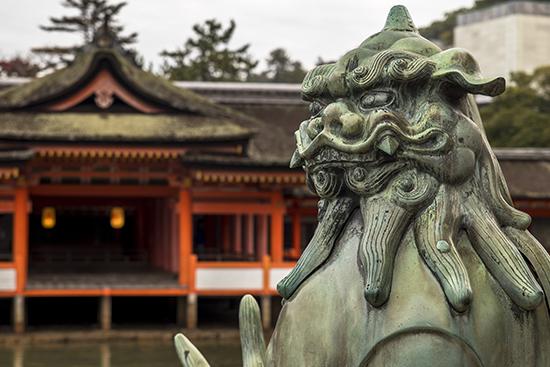 santuario itsukushima Patrimonio de la Humanidad Japon