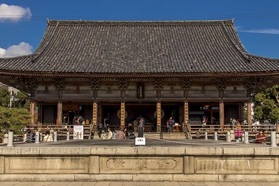 templos y santuarios en Osaka