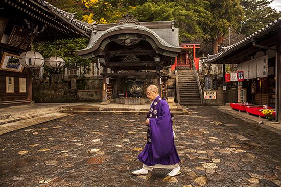Monje en Nara