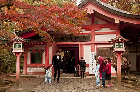 santuarios Nara Japón