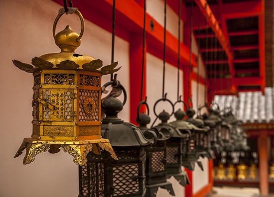 Santuario Kasuga Taisha Nara