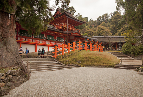 Santuario Kasuga Nara