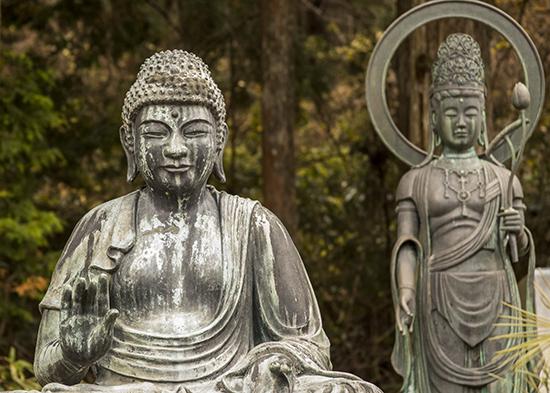 budismo japon koyasan