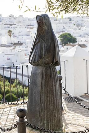 Cobijadas de Vejer Cádiz viajes historia