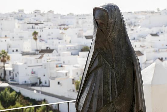 Viajar a Vejer Cádiz cobijadas o cobijás