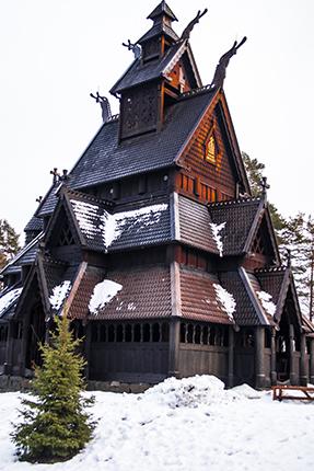 iglesias en Noruega