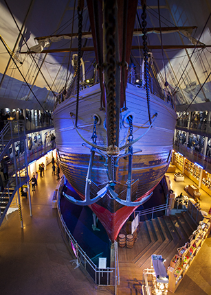 barco Fram Oslo Noruega
