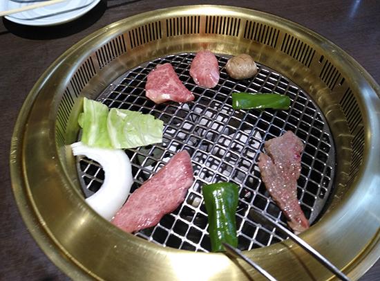 ternera de Hida restaurante Maruaki