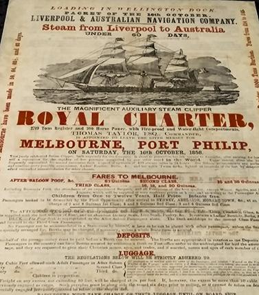 Australia Royal Charter