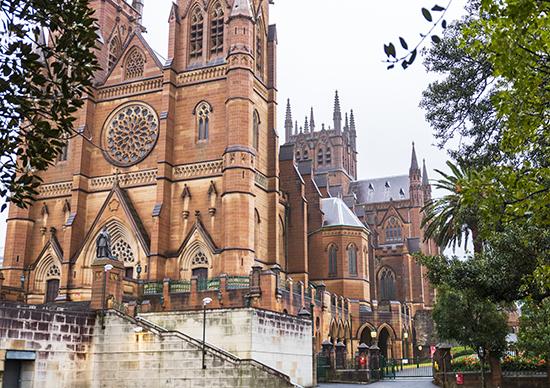 catedral santa maría sydney