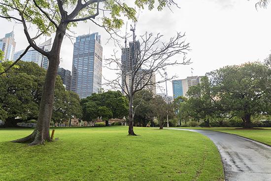 parques en Sydney