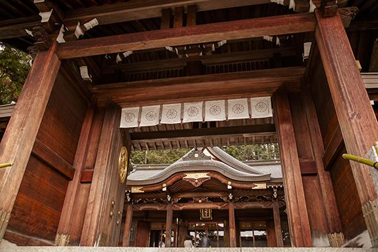 templos y santuarios en Takayama