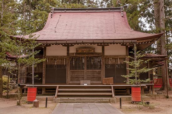 santuarios y templos en Japón Takayama