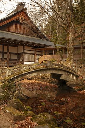santuarios y templos en Takayama