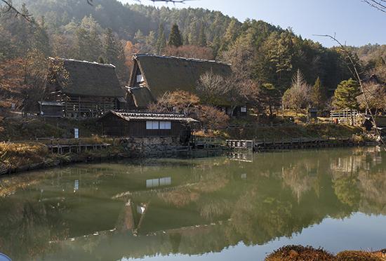 Japón rural Takayama