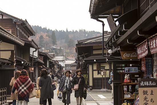 turismo Takayama