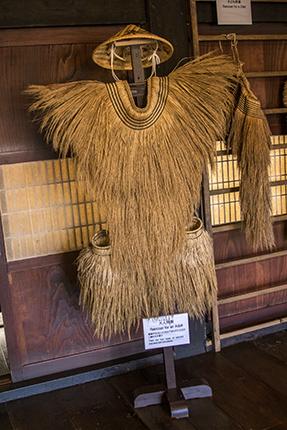 Japón rural vestimentas
