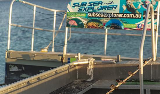 hacer snorkel y buceo en Australia