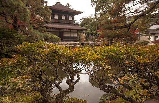 templo de plata kioto japon