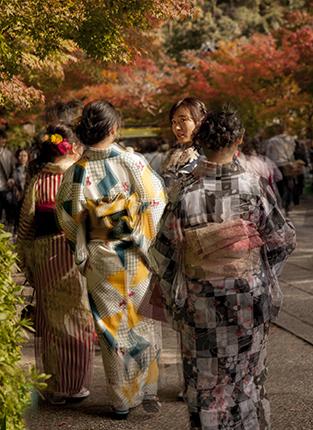 alquilar kiomonos en kioto