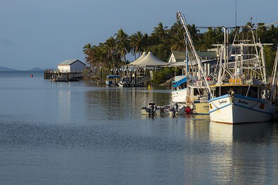 Port Douglas puerto Australia