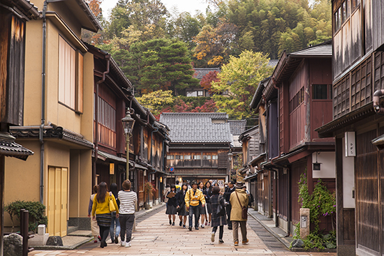 ver geishas Kanazawa