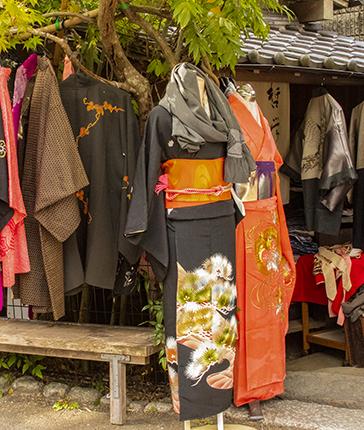 kimonos de segunda mano
