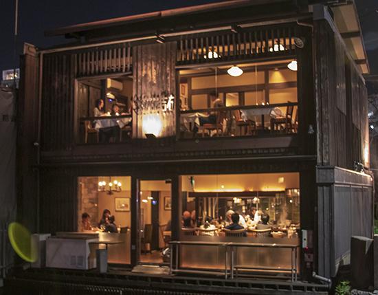 restaurantes gion kioto