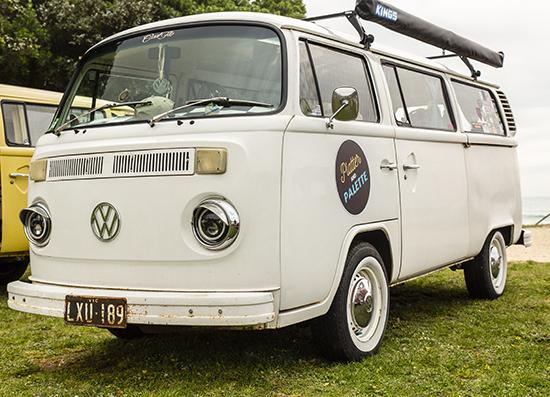 volkswagen camper van T2