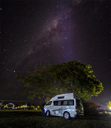 cielos nocturnos australianos