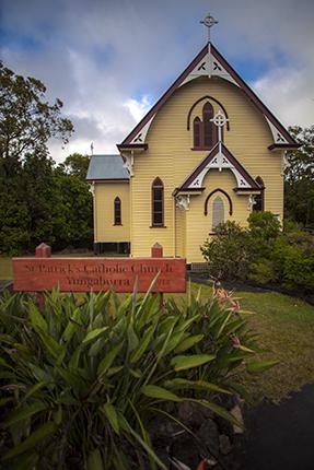 iglesia Yungaburra Australia