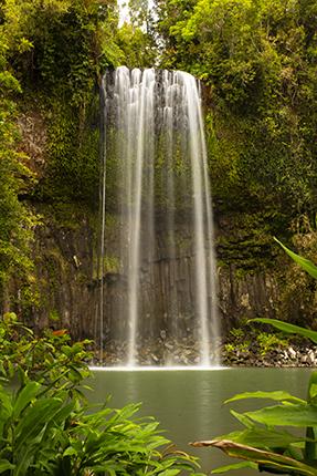 falls in australia