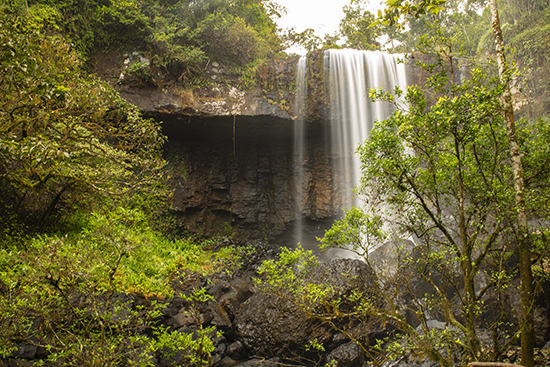 milla milla falls australia