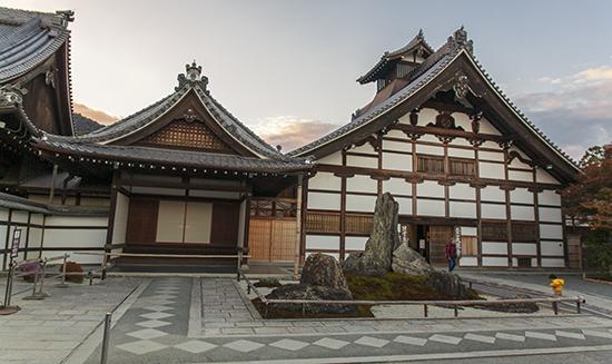 templos y santuarios kioto