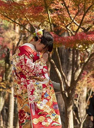 bodas en japon noviembre