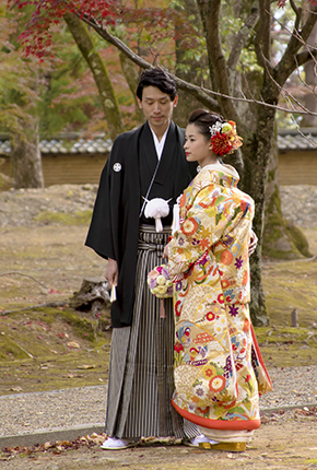 ceremonias nupcionales japon