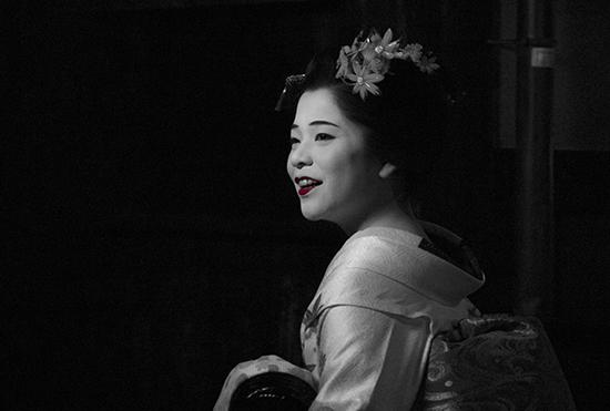 Geisha Kioto