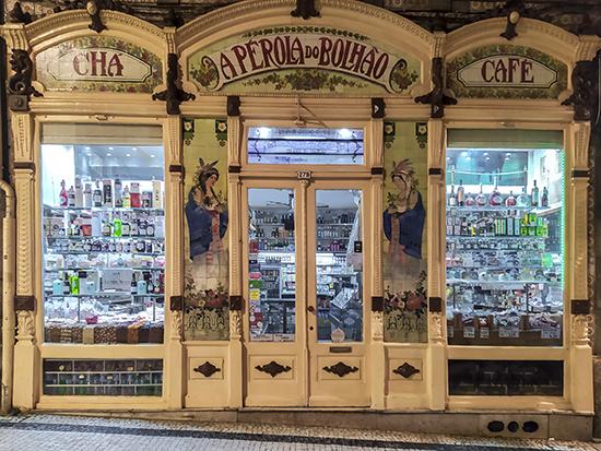 tiendas con encanto Oporto a perola do bolhao